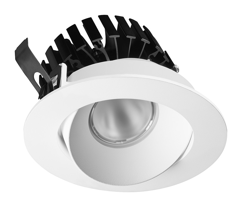 Product Photo of a Recessed LED Light Fixture