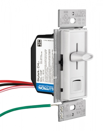 Product Photo of a 3/4 view Skylark Dimmer